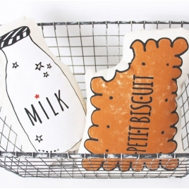 Muiscal cushion milk - milk