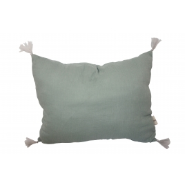 Nomade cushion-jade