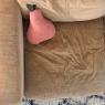 Pear cushion Nomade hand Dyed sponge  Goyave