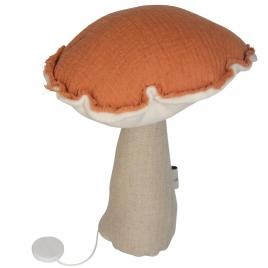 Musical mushroom-ambre