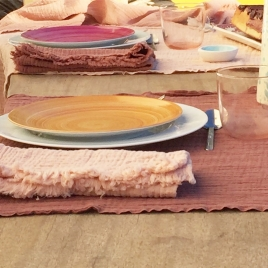 Chemin de table jaipur