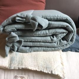 Bed bumper 40x180 cm  Jade