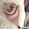 Mini lange Nomade Hand Dyed Moka