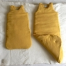 Sleeping Bag Nomade Hand Dyed Yuzu - Size S or M/L