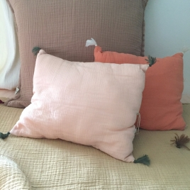 Coussin nomade poudre