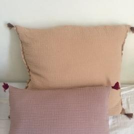 Sofa Cover - Chemin de lit Boho Dune