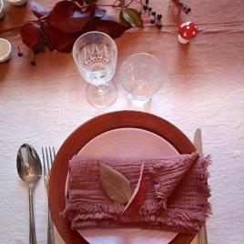 Serviette frange ou baby cheche jaipur