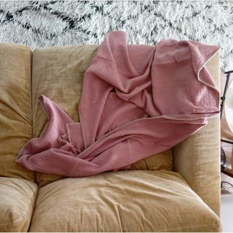 Maxi lange Craie 100x140 cm terracotta