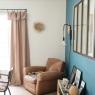 Curtain Craie mocha 140x270 cm