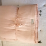 Quilted Plaid 100x140 cm Poudre