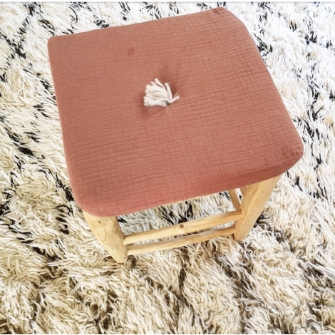Carre de chaise Boho  jaipur