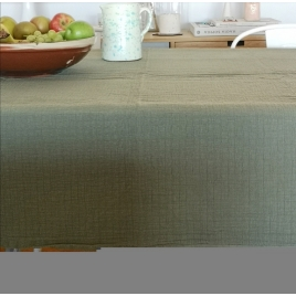 Table Cloth Boho 145x250 cm Sauge