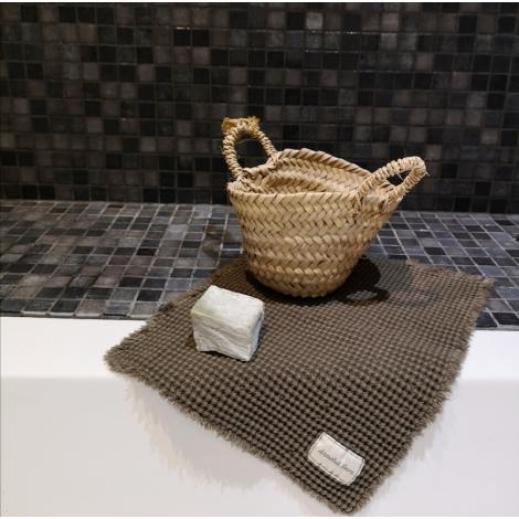 Guest towel 25x30 cm Lichen