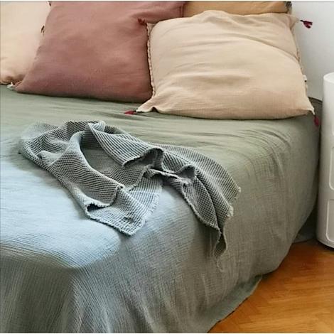 Bath towel 140x100 cm Sauge