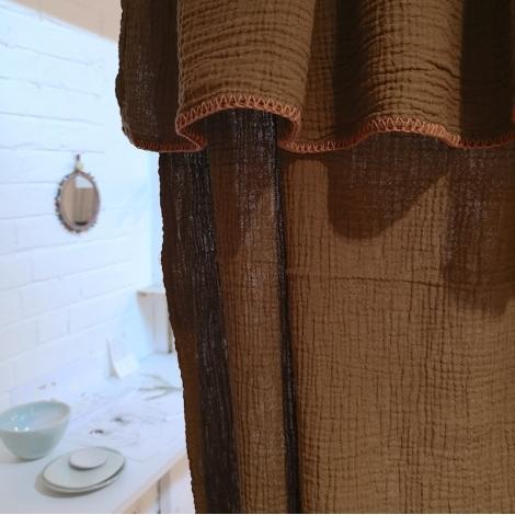 Curtain Craie lichen 140x270 cm