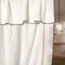 Rideau Craie écru 140x270 cm