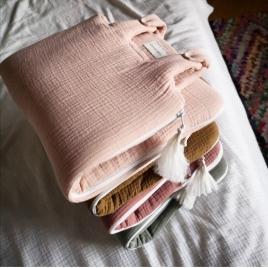 Sleeping bag Craie naturel