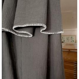 Curtain Craie hemp 140x270 cm