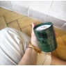 Bougie Moyen format -  vert
