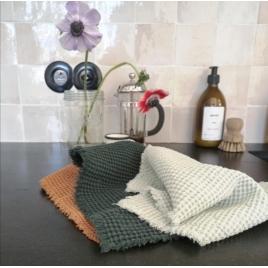 Guest towel Honey glace givrée 25x32
