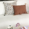 Cushion Nomade terre cuite