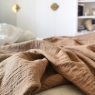 Flat sheet Craie gingembre
