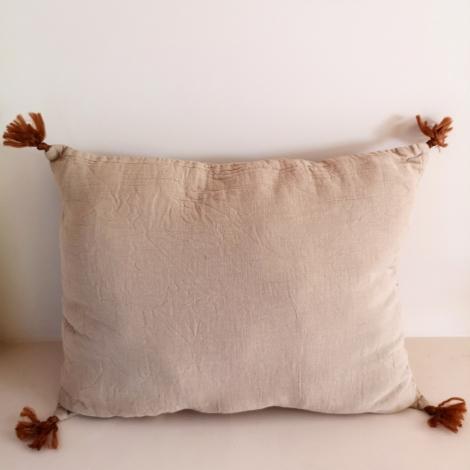 Cushion Nomade moka